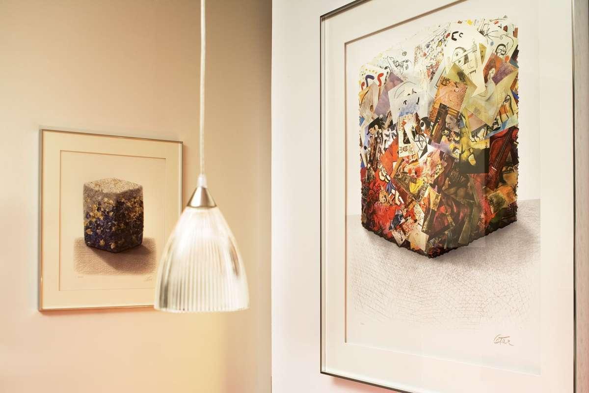 Style contemporain et designde la Villa Diana à Molsheim