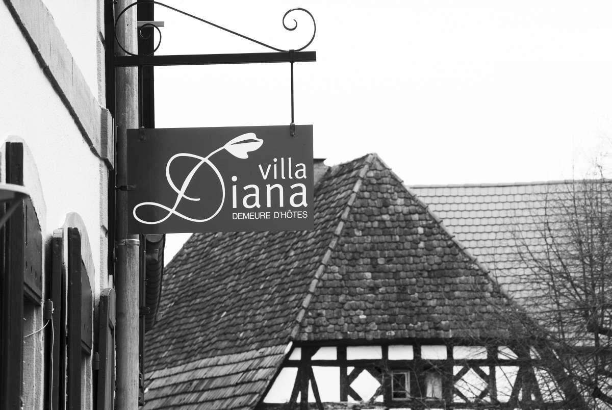 Etablissement Villa Diana à Molsheim